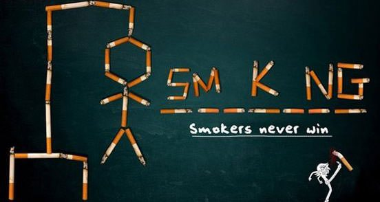 Smokers-never-win