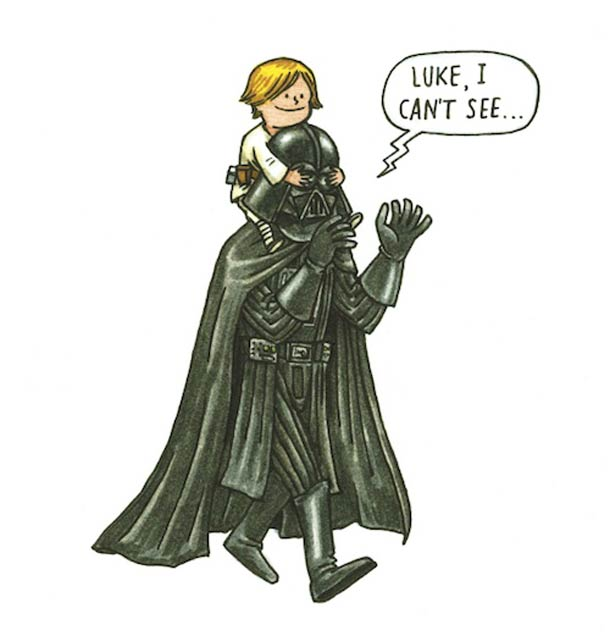 cute-star-wars-darth-vader-and-son-1