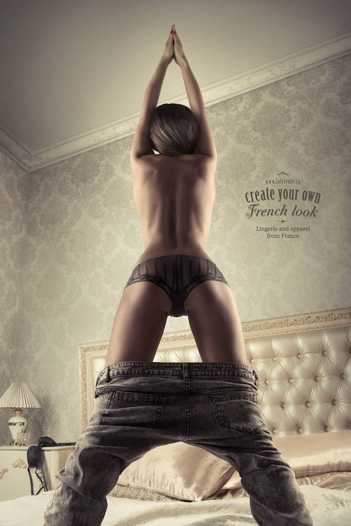 La-Frivole-La-Tour-Eiffel-Lingerie-Russe-France-2015-Pub-Presse-Ad-Advertising-TBTC-G-Communication