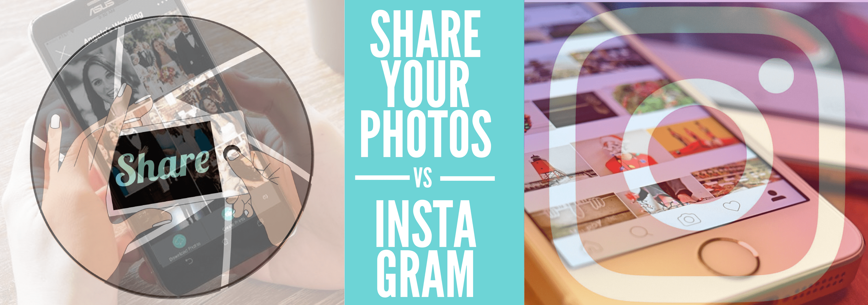 Share Your Photos vs. Instagram – Why You Need BOTH