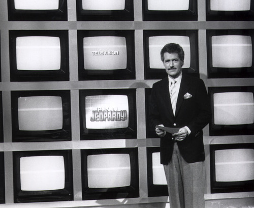 Alex Trebek - Jeopardy