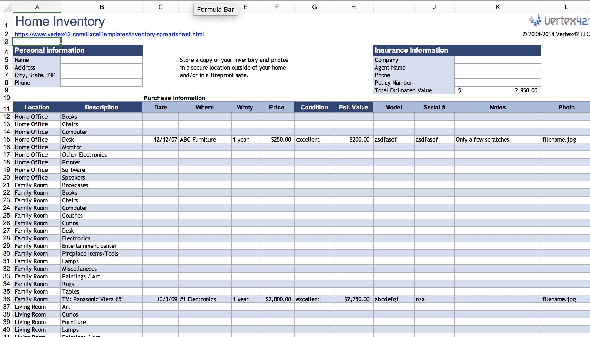 Top 10 Inventory Excel Tracking Templates