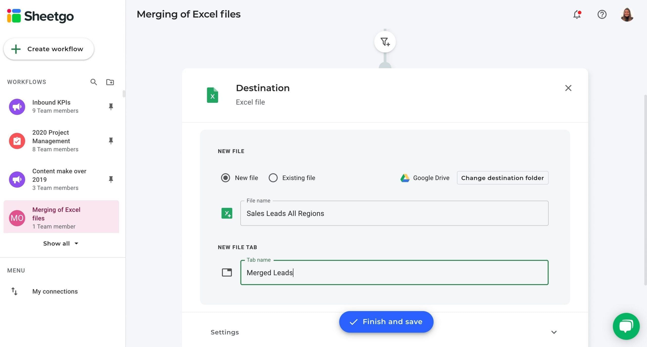 Merging Of Excel Files Combine Multiple Worksheets