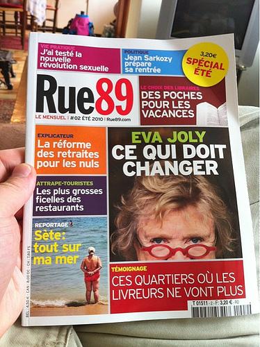 Lis @Rue89, le mensuel et c'est vraiment bien foutu, j'aurai pas pensé l'apprécier autant !