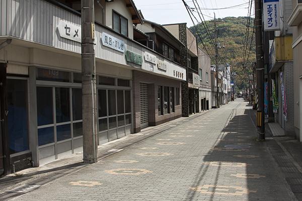 島の記憶 186 ー周防大島・久賀ー