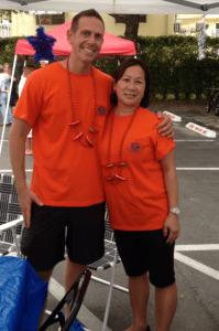 Bertha Gundlach and Ryan Shipp