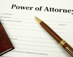 Power of Attorney in Florida