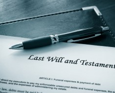 Florida Wills and Subsequent Events