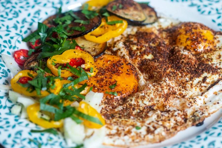les meilleures épices pour vos oeufs au plat par Epices Shira