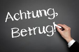 Online-Betrug: Deutsche Händler gelassen