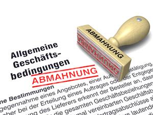 Inaktive Shops: Vorsicht vor unzulässigen AGB-Klauseln