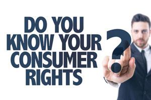 Verbraucherrechte