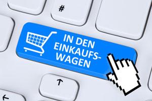 Einkaufsverhalten: Wer kauft wie im Netz ein?