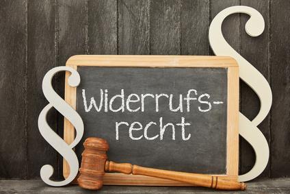 Widerrufsrecht: Händler bald mit mehr Rechten?