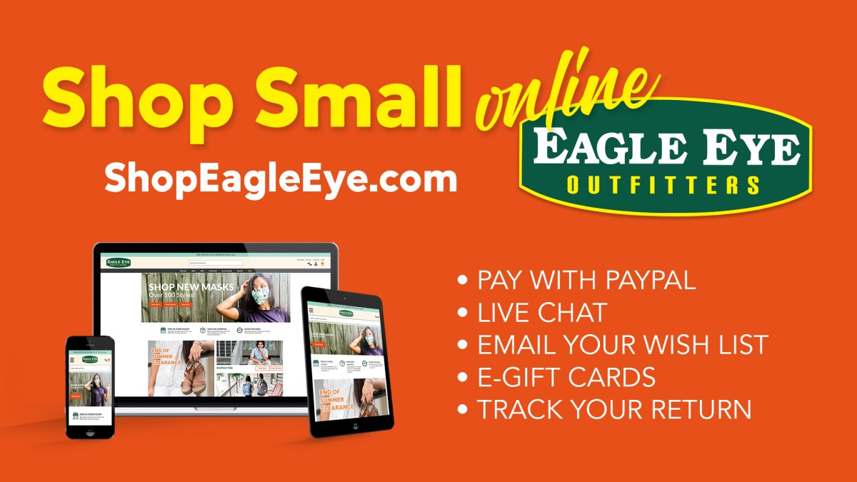 Shop Small Online with EEO