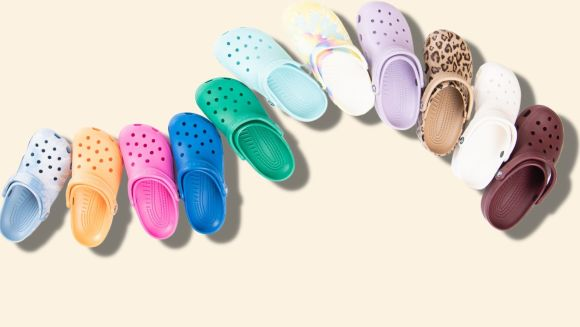 Line of Croc styles