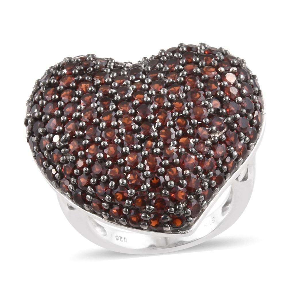 Heart-shaped jewelry