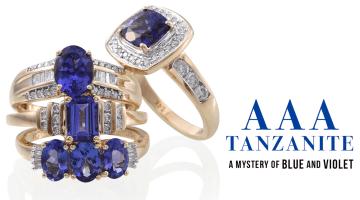 AAA Tanzanite Jewelry
