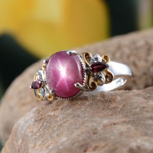 Romantic Gemstones: Ruby