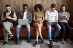Working millennials