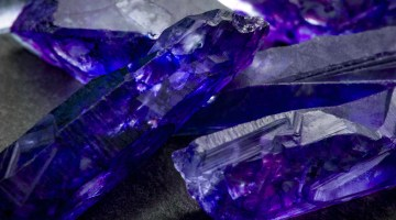 Who discovered Tanzanite?
