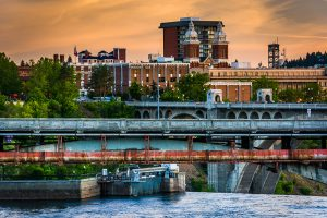 Spokane, Washington.
