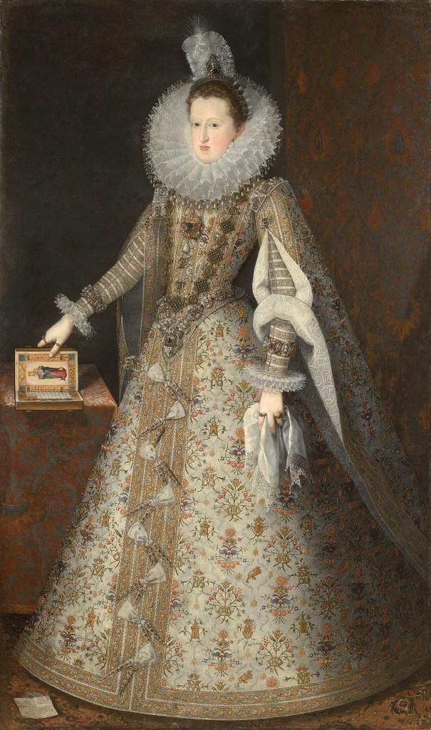 Portrait of Margarita de Austria (1584-1611)