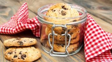 Cookies in jar