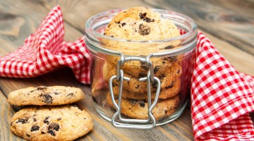 Cookies in jar