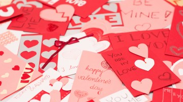 Featured Image: DIY Valentine's Cards for Your Best Friends