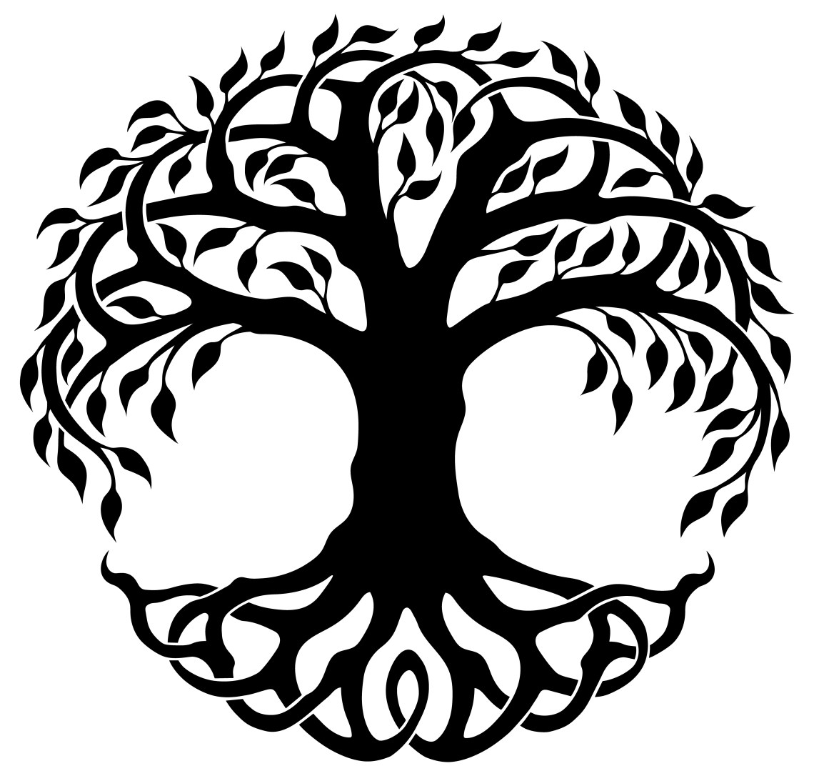 Representation of the Tree of Life.