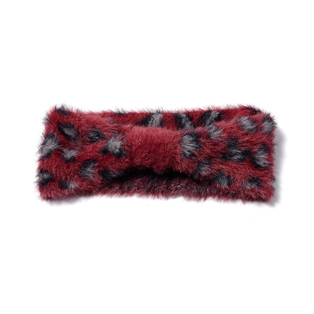 Bowknot headband.