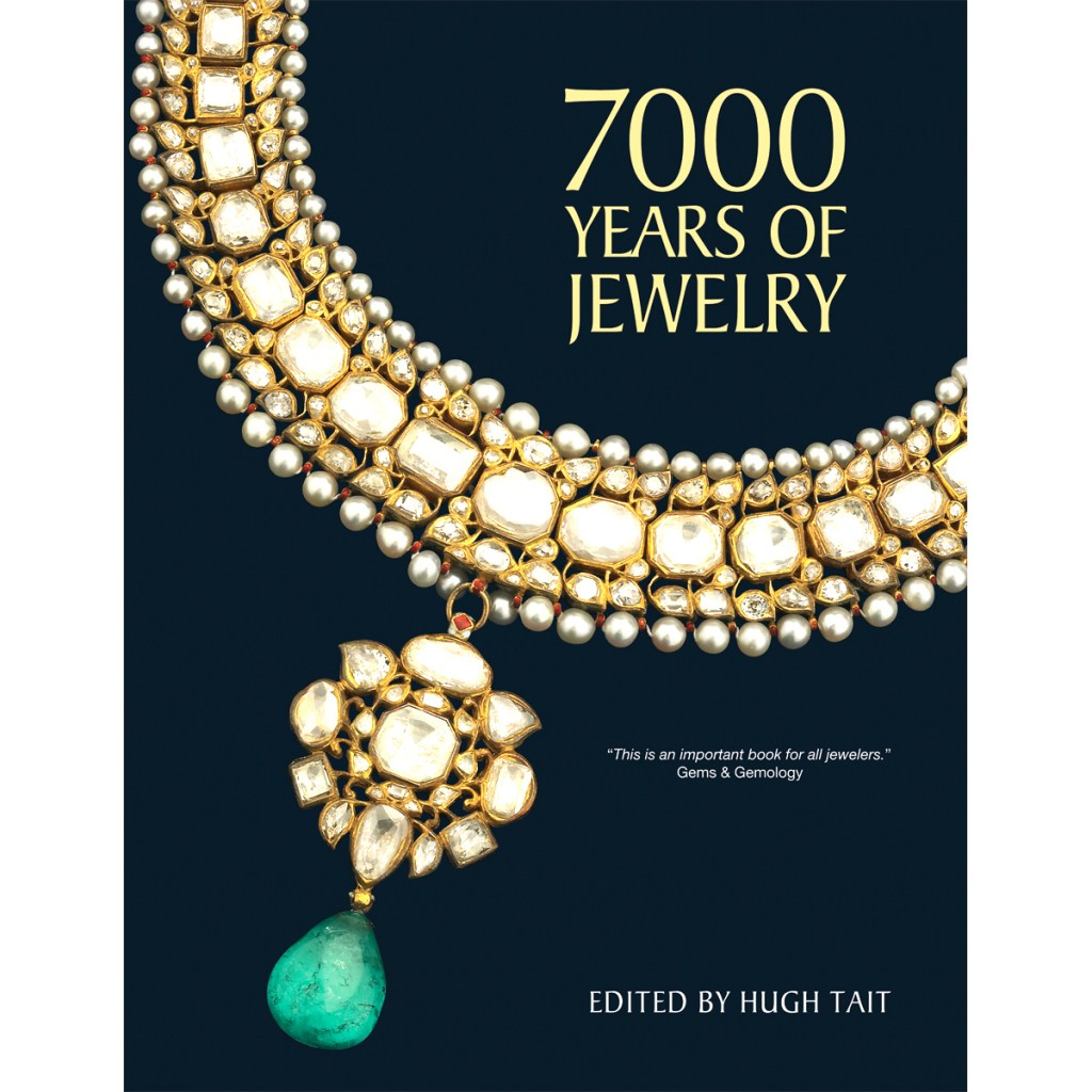 7000 Years of Jewelry book.