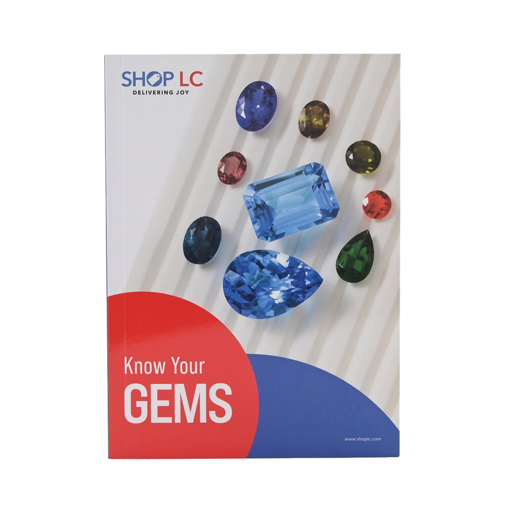 Shop LC Know Your Gems book.
