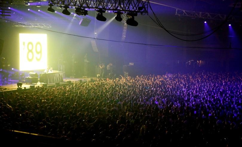 Imagen del festival de música sónar