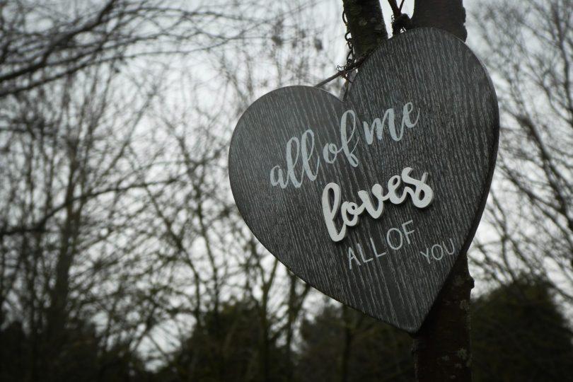 Ofertas para San Valentín, corazón
