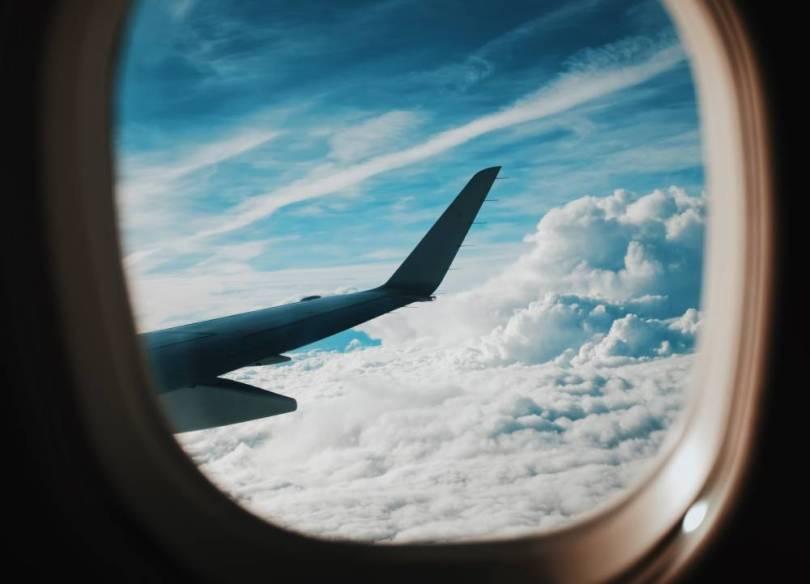 vuelo de avión en septiembre
