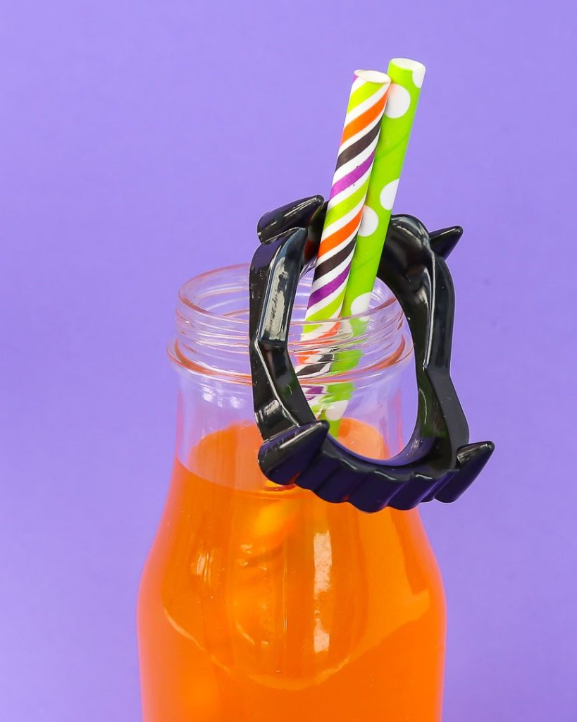 Batty Bakery Kids Halloween Party Ideas Spooky Drink