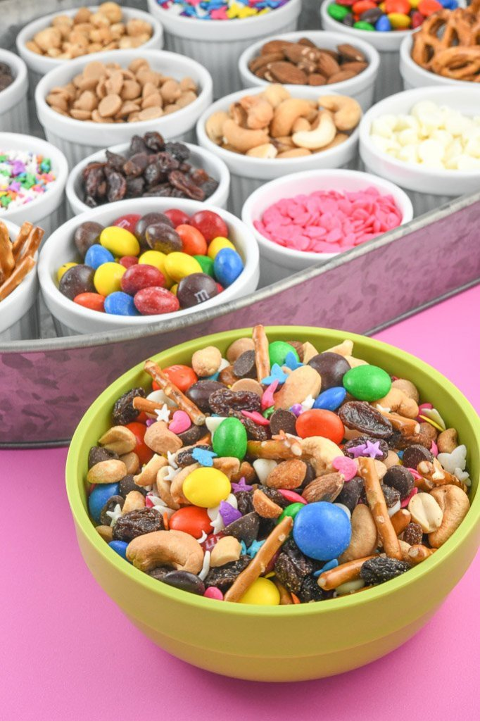 Homemade Trail Mix Recipe - Make Your Own Trail Mix