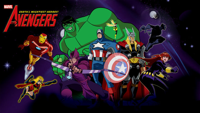 Promo for Earth's Mightiest Heroes from Marvel