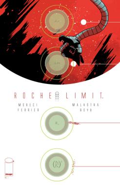 Roche Limit #1, courtesy of Image Comics