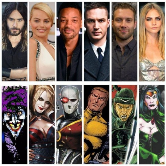 suicide squad movie character breakdown