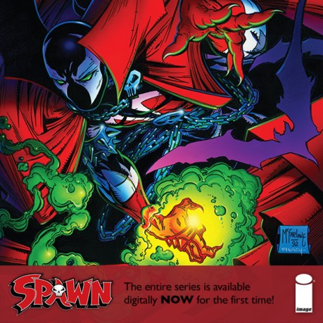 spawn digital library and blog.shortboxed.com