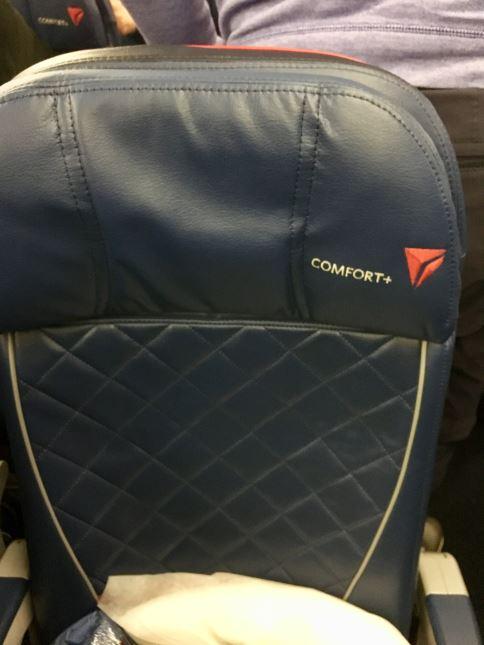 デルタ・コンフォートプラス(Delta Comfort+)を利用
