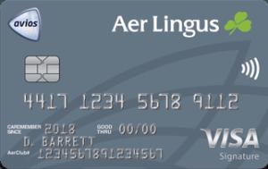 Aer Lingus Visa Signature Card