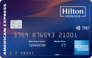 Hilton Honors Aspire Card from American Express