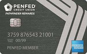 PenFed Pathfinder Rewards American Express® Card