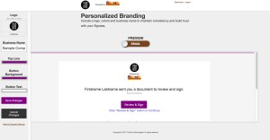 personalized professional branding