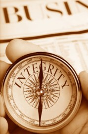 Pointing the Way to Integrity in Business