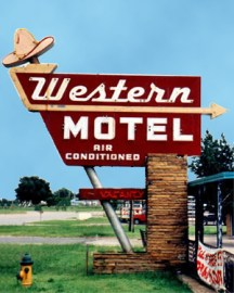 Western Hotel in Oklahoma?